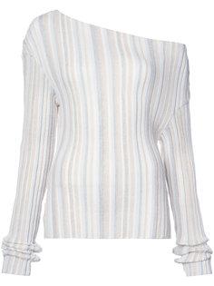 off-shoulder sweater Jacquemus