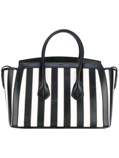 сумка-тоут в полоску Bally