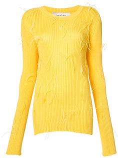 ribbed sweater Marquesalmeida