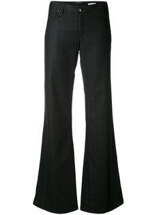 широкие брюки Armani Jeans