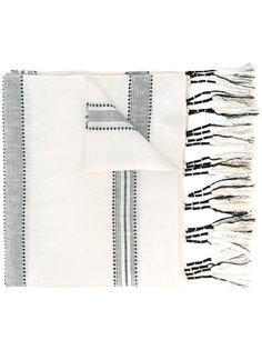шарф с полосками By Malene Birger