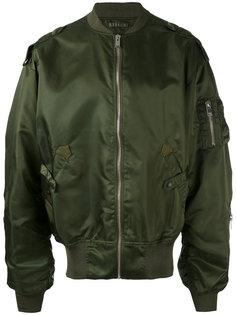 куртка-бомбер на молнии Misbhv