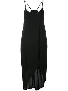 high low hemline dress Poème Bohémien