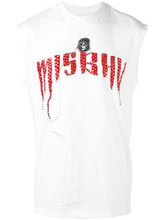 logo printed T-shirt Misbhv
