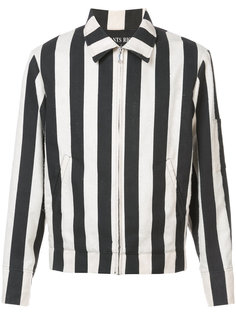 striped canvas jacket Enfants Riches Deprimes