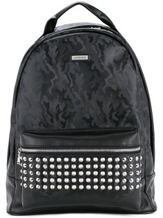 camouflage studded backpack Loveless