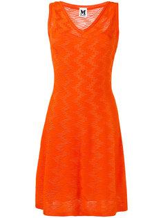v-neck dress M Missoni