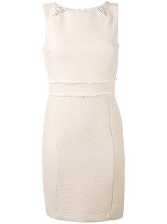 облегающее платье без рукавов Blugirl