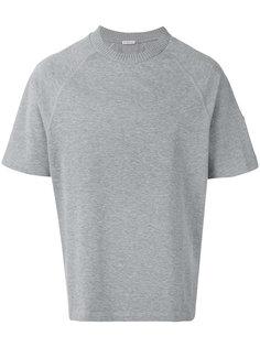 футболка с узором на спине Moncler X Off-White