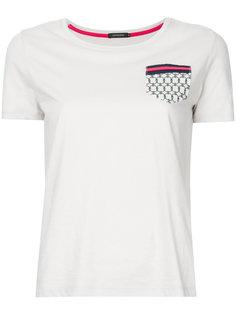 printed patch pocket T-shirt Loveless