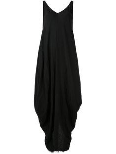 long draped dress Poème Bohémien