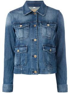 джинсовая куртка с передними карманами Michael Michael Kors