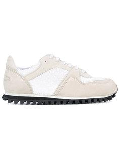 кроссовки со шнуровкой и пайетками Comme Des Garçons Comme Des Garçons