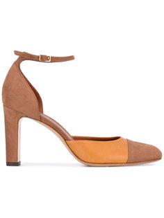 туфли с ремешком на щиколотке Michel Vivien