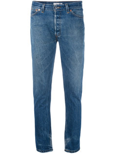 slim-fit jeans Re/Done
