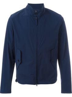 куртка-бомбер с карманами с клапанами Aspesi