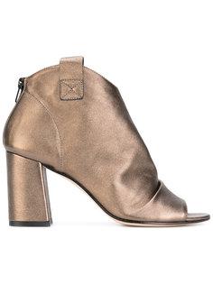 ботинки с открытым носком Marc Ellis