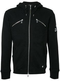zip pocket hoodie Loveless