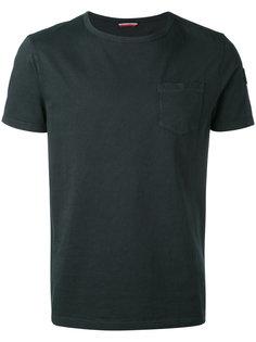 футболка с круглым вырезом Moncler