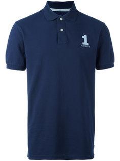 классическая рубашка-поло Hackett