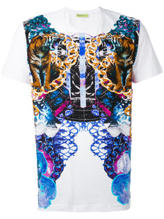 футболка с принтом astronomy  Versace Jeans