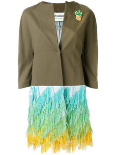 пиджак с бахромой Ava Adore