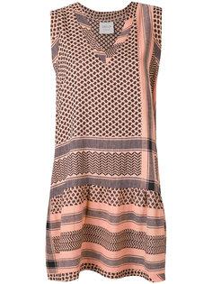 платье без рукавов с V-образным вырезом Cecilie Copenhagen