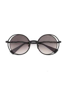 oversized round sunglasses Kuboraum