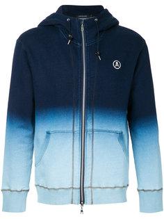 ombre zip hoodie Loveless