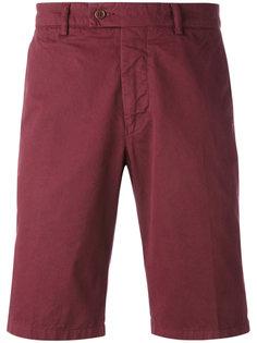 классические облегающие шорты Aspesi