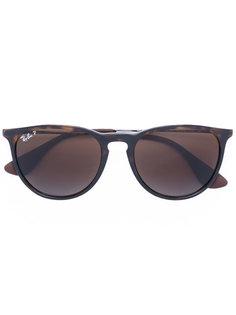 округлые солнцезащитные очки Ray-Ban