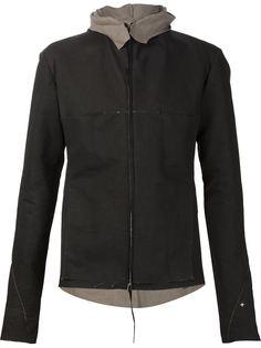 zip hood jacket Ma+ MA!