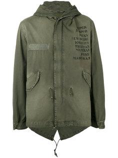 куртка Saline с принтом Mr & Mrs Italy