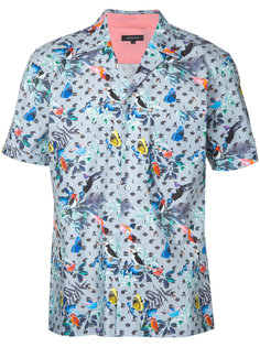 birds printed shirt Loveless
