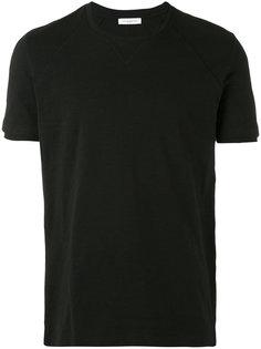 футболка с декоративной строчкой  Paolo Pecora