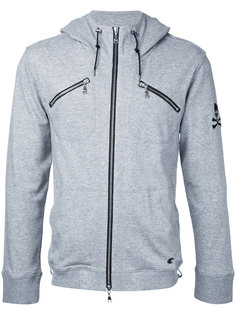 zip pocket hoodie Loveless