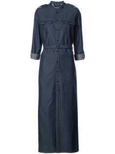 belted shirt dress Vanessa Seward