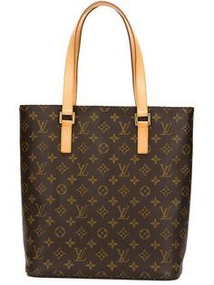 сумка-тоут с монограммным узором Louis Vuitton Vintage