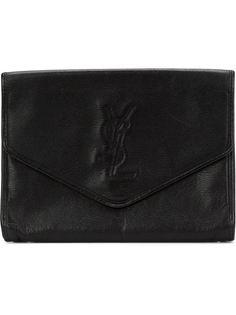 клатч-конверт Yves Saint Laurent Vintage