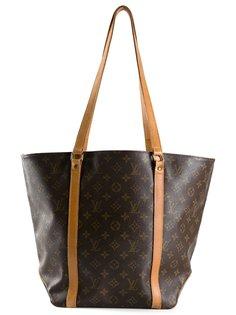 классическая сумка-шоппер с монограммным принтом Louis Vuitton Vintage