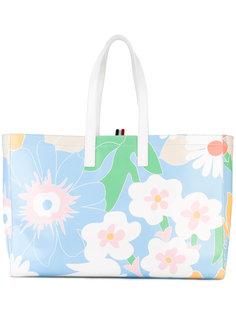 сумка с цветочным принтом Thom Browne