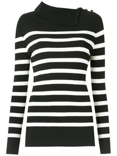 knit striped top Andrea Bogosian