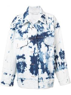 джинсовая куртка тай-дай Faith Connexion