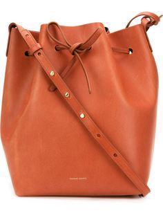 классическая сумка-мешок Mansur Gavriel