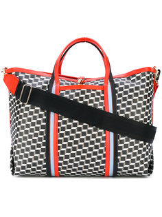 дорожная сумка с геометрическим узором Pierre Hardy