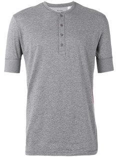классическая футболка с короткими рукавами Paul Smith