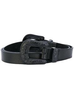 double buckle belt B-Low The Belt