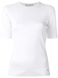 classic plain T-shirt Paco Rabanne