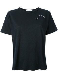 футболка с вышивкой звезд Rag & Bone /Jean