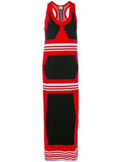 shift maxi dress Laneus